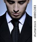 portrait of succesful  business ... | Shutterstock . vector #68801383