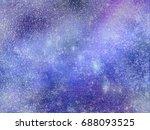 abstract background texture  ... | Shutterstock . vector #688093525