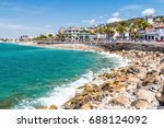 puerto vallarta  jalisco ...   Shutterstock . vector #688124092