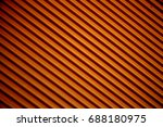 orange background | Shutterstock . vector #688180975