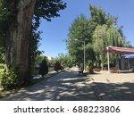 kentpark  sakarya  turkey....   Shutterstock . vector #688223806