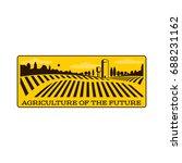 Horizontal Agriculture Logo ...