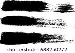 vector texture design | Shutterstock .eps vector #688250272