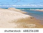 Indiana Dunes National Lakeshore is a National Park on Lake Michigan