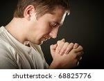 young man | Shutterstock . vector #68825776