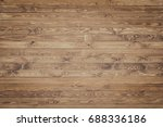 wood texture background surface ... | Shutterstock . vector #688336186