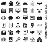online business icons set.... | Shutterstock .eps vector #688431166