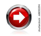 vector arrow button. vector | Shutterstock .eps vector #68850394