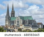 The South View Of Cathedral Of...