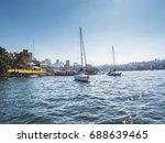 yacht   Shutterstock . vector #688639465