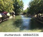 cark recreation spot  sakarya ...   Shutterstock . vector #688665226