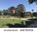 kentpark  sakarya  turkey....   Shutterstock . vector #688786906