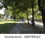kentpark  sakarya  turkey....   Shutterstock . vector #688788262