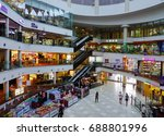 singapore   jun 13  2017.... | Shutterstock . vector #688801996