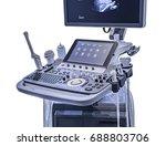 modern medical equipment ... | Shutterstock . vector #688803706