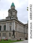 belfast  northern ireland   8... | Shutterstock . vector #688814932