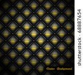 leather upholstery. vector...   Shutterstock .eps vector #68887654