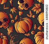 Halloween. Vector Illustration...