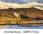 Dunvegan Castle  On The Isle O...