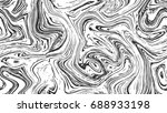 vector marble abstract seamless ... | Shutterstock .eps vector #688933198