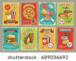 Fast Food Price Cards For...