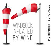 Windsock . Realistic...
