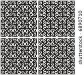 ornate pattern   Shutterstock .eps vector #6890710