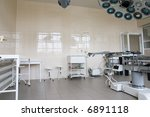 operative room   Shutterstock . vector #6891118