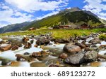 kackar mountains  turkey | Shutterstock . vector #689123272