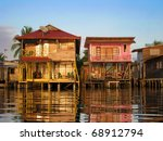 Beautiful Caribbean Houses Ove...