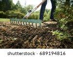 gardening | Shutterstock . vector #689194816