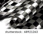 checkered background horizontal ... | Shutterstock .eps vector #68921263