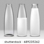 set of vector isolated...   Shutterstock .eps vector #689235262