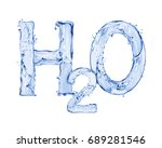Chemical Formula Of Water Made...