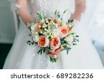 Beautiful Bridal Bouquet With...