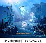Underwater World Sea Life...