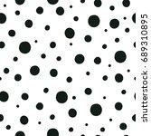 abstract seamless pattern ...   Shutterstock .eps vector #689310895