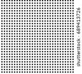 grid  mesh of straight parallel ... | Shutterstock . vector #689413726