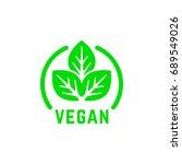 simple round vegan product