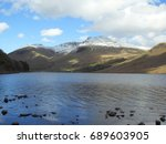 Scafell Pike Is One Of A...