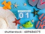 1st September. Image Of...