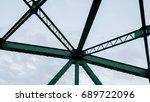 bridge structure | Shutterstock . vector #689722096