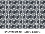 seamless pattern with...   Shutterstock .eps vector #689813098