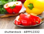 Cooking Vegetable Salad With...