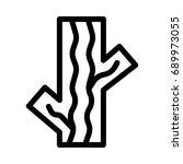 tree icon   Shutterstock .eps vector #689973055