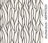 vector seamless pattern. modern ...   Shutterstock .eps vector #689997025