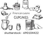 Cupcakes. Creative Conceptual...