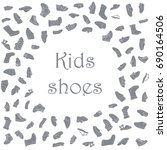 kids shoes  set  collection of...