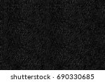 rain drops isolated on black... | Shutterstock . vector #690330685