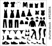 Clothes Silhuettes